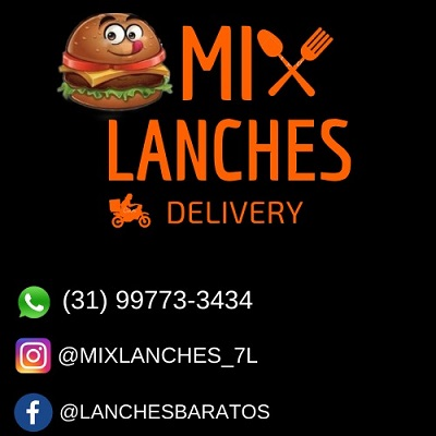 Mix Lanches Delivery Sete Lagoas MG