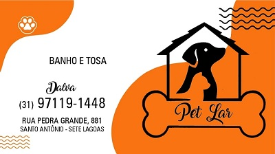 Pet Lar Domiciliar Sete Lagoas MG